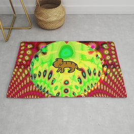 In The Jungle Rug