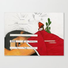 2 a. m. Canvas Print
