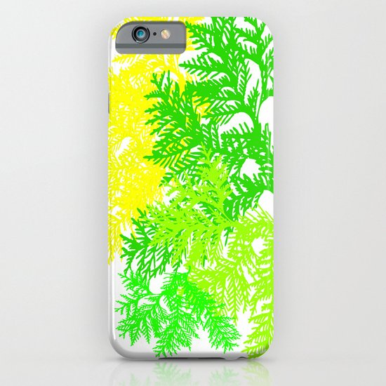 Fern iPhone & iPod Case