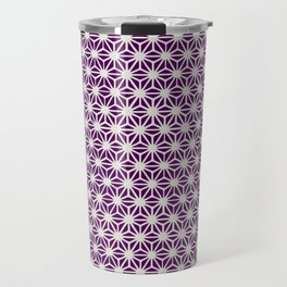 Asanoha Pattern Travel Mug