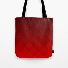 Cherry Tile Pattern Tote Bag