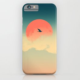 Lonesome Traveler iPhone Case