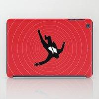 mad men iPad Cases featuring Mad Men/ Vertigo Inspired Art by Joseph Raj