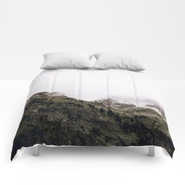 The Mountains VI / Bavarian Alps Comforters