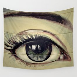 Eye Study #2 (Mural) Wall Tapestry