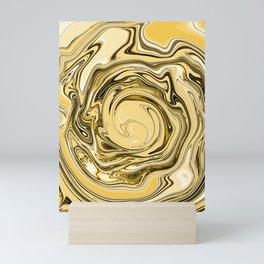 Autumn Gold Mini Art Print