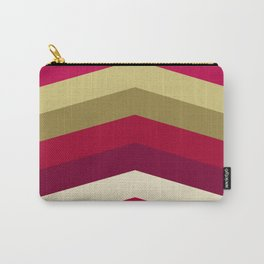 Cherry colors Carry-All Pouch