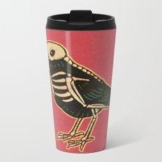 Dead Bird Metal Travel Mug