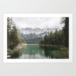 Looks like Canada - landscape photography Art Print