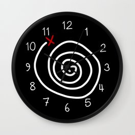 Life is Strange - Sacrifice Thousands Wall Clock