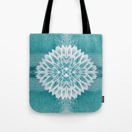 Chrystal in the distance Tote Bag