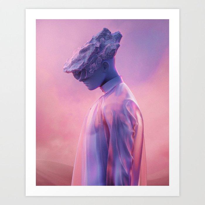 Nublado Art Print