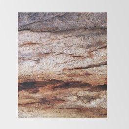 Shiver Me Timbers - 3 Throw Blanket
