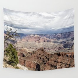 Grand Canyon No. 4 Pano Wall Tapestry