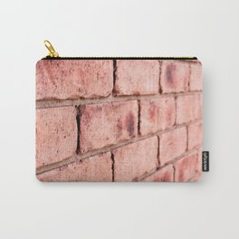 Brick Wall I Carry-All Pouch