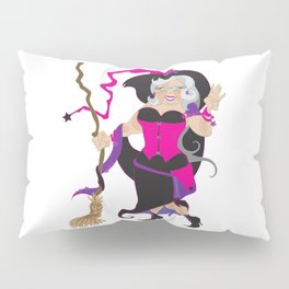 Granny Hex (Purple) Pillow Sham