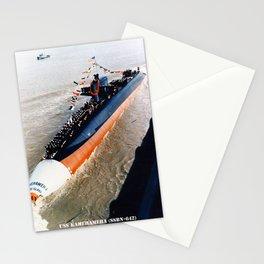USS KAMEHAMEHA (SSBN-642) Stationery Cards