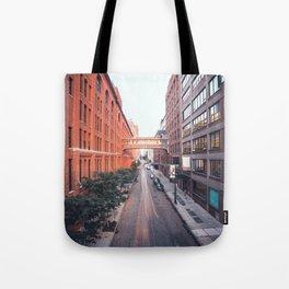 The Highline street Tote Bag