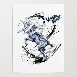 Monster Hunter World - Kirin Poster