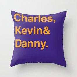 Phoenix Suns (classic) Throw Pillow
