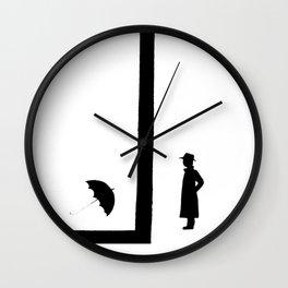 Darn It. Wall Clock