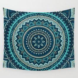 Hippie Mandala 16 Wall Tapestry