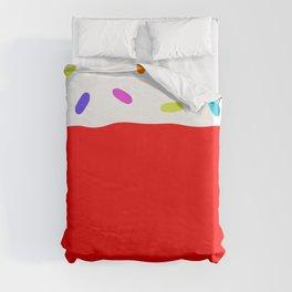 Jelly 'n' Sprinkles Duvet Cover