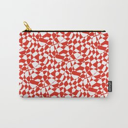 Skank Red Carry-All Pouch