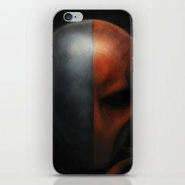 Deathstroke -#2 2017 Original Painting iPhone Skin