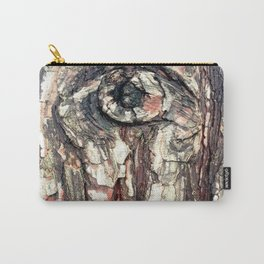 The Trees Are Watching Carry-All Pouch