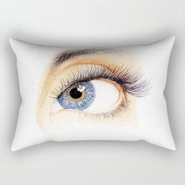 An eye Rectangular Pillow