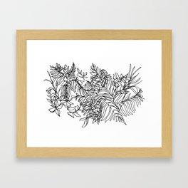 Ferda Forest I Framed Art Print