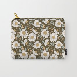 Apricot Chocolate Carry-All Pouch
