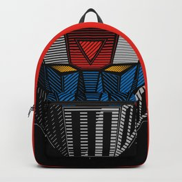 089 Mazinger Z Full Backpack