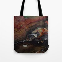 inception Tote Bags featuring INCEPTION by ....