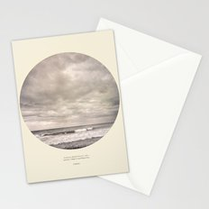 love the sea.... Stationery Cards