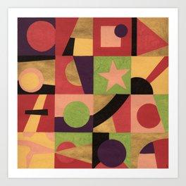 - constitution 01 - Art Print