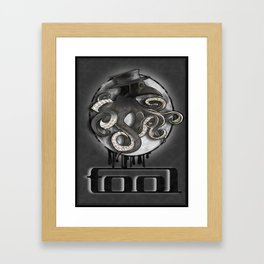 TOOL Framed Art Print