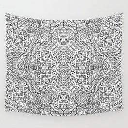 corak 123 Wall Tapestry