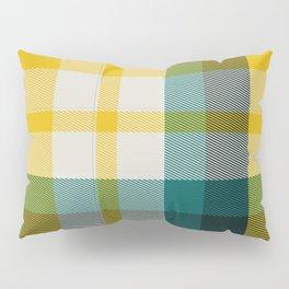 Plaid 15 Pillow Sham