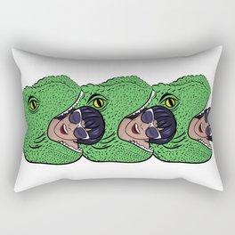 Dinosourprise Rectangular Pillow