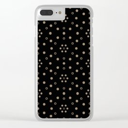 Sequences 2 Clear iPhone Case