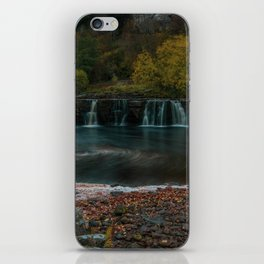 Yorkshire Dales Waterfall. iPhone Skin
