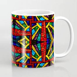 Glass Mosaic Coffee Mug