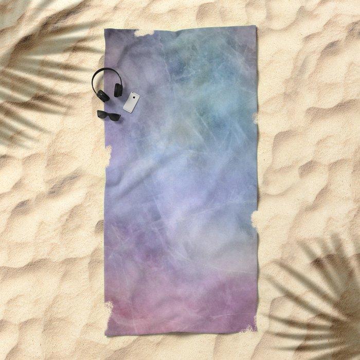 α Diadem Beach Towel