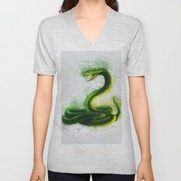 Snake Cobra Unisex V-Neck
