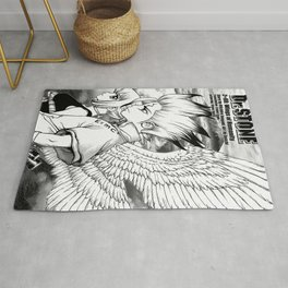 Dr Stone Rug