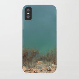 Serene River Bank iPhone Case