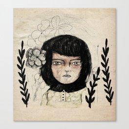 girl Canvas Print