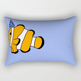 Clownfish Rectangular Pillow